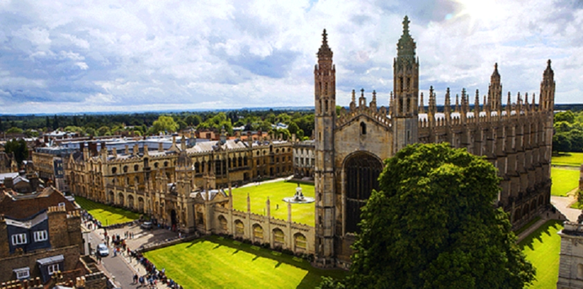 International Summer Programmes da Universidade de Cambridge